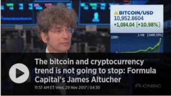 James altucher cryptocurrencies 101