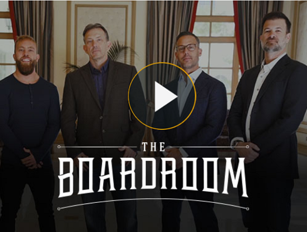 Raging Bull Events - The Boardroom