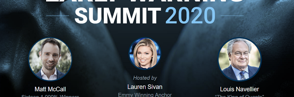 Early Warning Summit 2020 – Matt McCall and Louis Navellier Reveal the Massive Market Events That Will Shape 2020