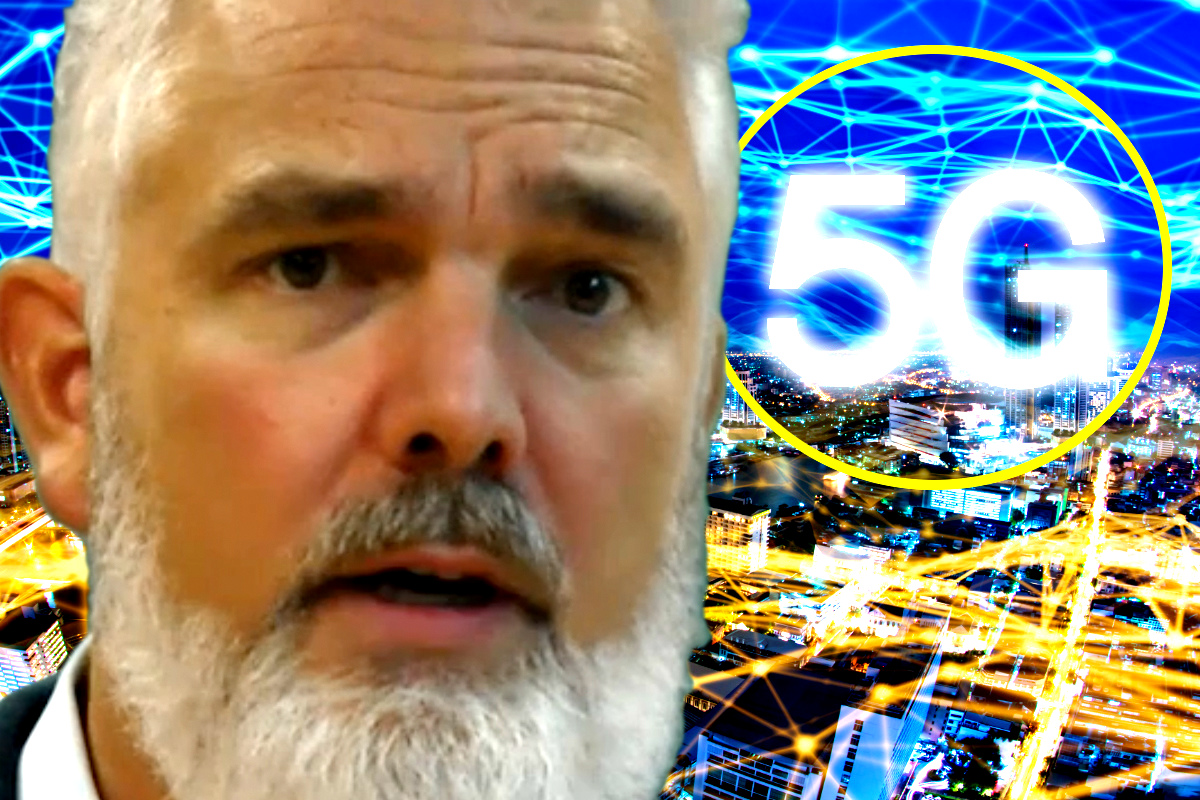 State of 5G Summit With Silicon Valley insider Jeff Brown