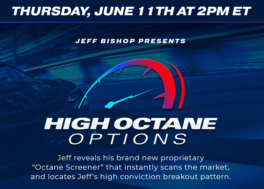 Jeff Bishop's High Octane Options Trading Event