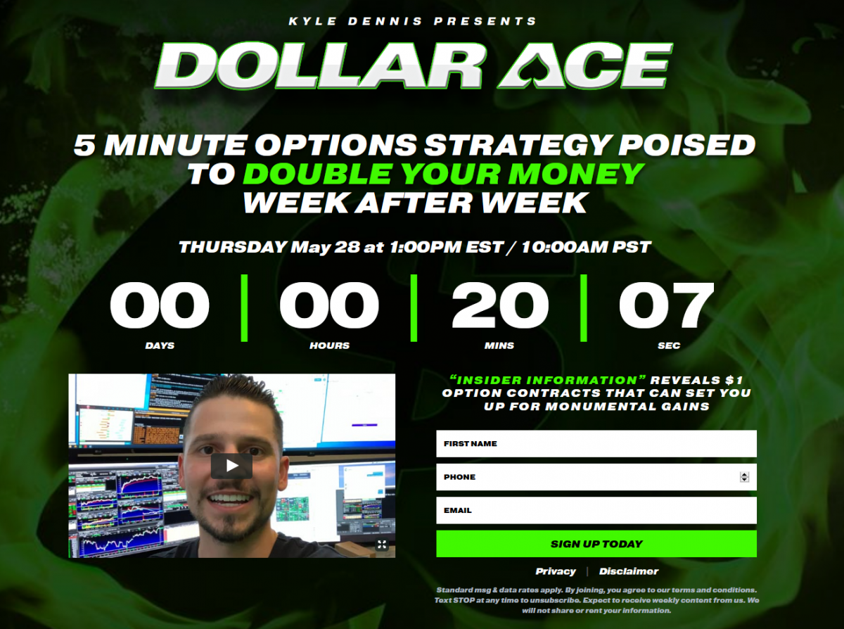 Kyle Dennis Review: How I was able to generate more than $1M in trading gains