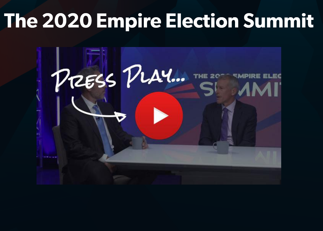 Empire Investment Report Discount: 2020 Empire Election Summit Offer