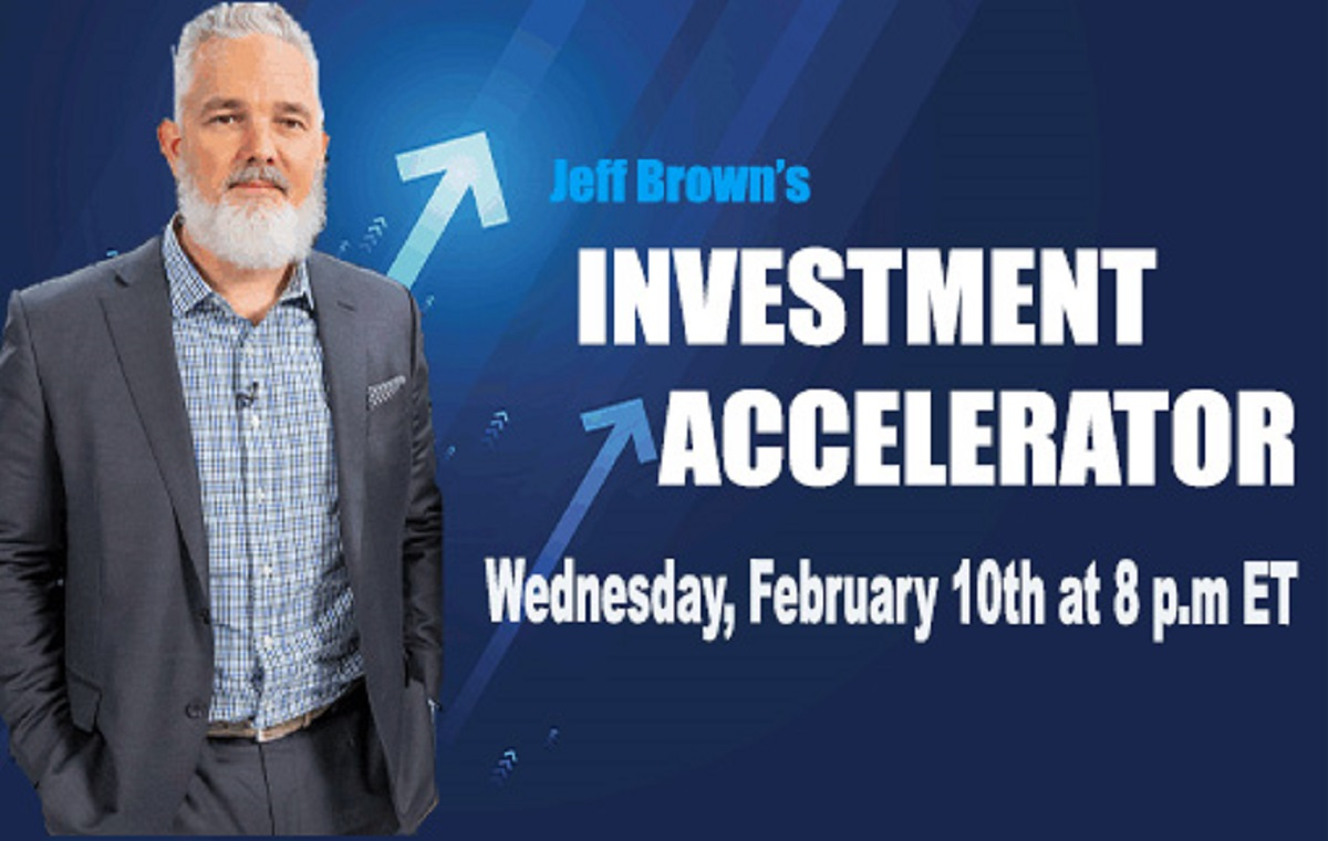 Jeff Brown Investment Accelerator